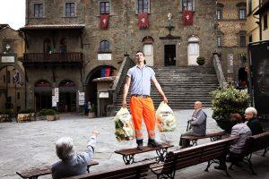 Luca Barneschi, raccolta, Cortona (AR)