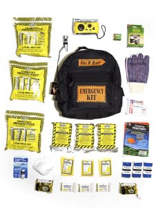 Allison Stewart Bug Out Bag: The Commodification of American Fear