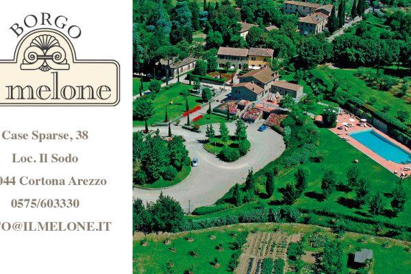 Case Sparse 38 - Loc.Il Sodo, 52044 Cortona (AR), Tel 0575603330, info@ilmelone.it