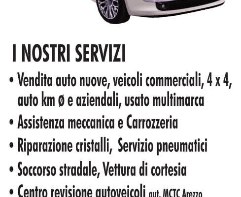 www.panichiauto.it  Le Piagge, C.S. Sodo 1204/A, Camucia - Cortona (AR), Tel 0575630598/3398276480, info@panichiauto.it