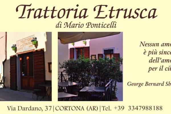 Via Dardano 37, 52044 Cortona (AR), Tel 3347988188