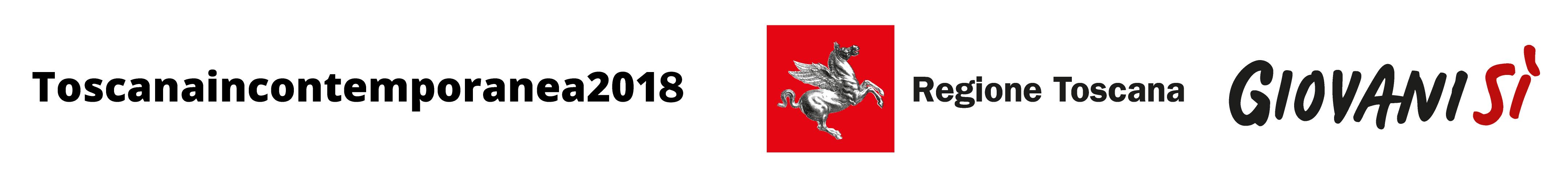 Toscanaincontemporanea2018 logo