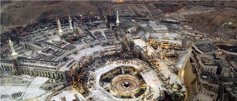 Mega Mecca di Luca Locatelli