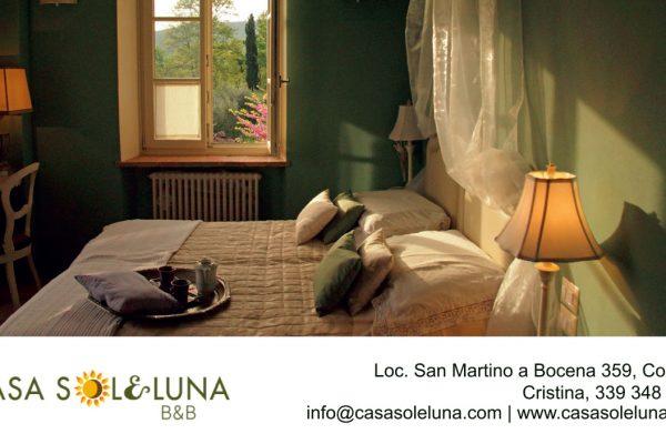 www.casasoleluna.com Loc.San Martino a Bocena 359, 52044 Cortona, Tel 3393489053, info@casasoleluna.co