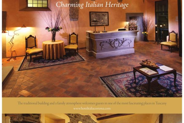 www.hotelitaliacortona.com  Via Ghibellina 5/7, 52044 Cortona (AR),Tel 0575630254, hotelitalia@planhotel.com