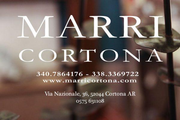 www.marricortona.com Via Nazionale 36, 52044 Cortona (AR), Tel 0575631108/ 3407864176/ 3383369722